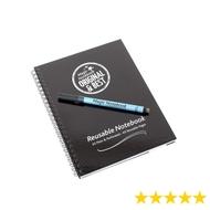 A5 Magic Whiteboard Notebook ™ - Wiederverwendbares Whiteboard Notizbuch
