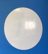 1 Kreis-Whiteboard Durchmesser 60 cm