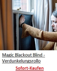 Magic Verdunkelungsrollo ™