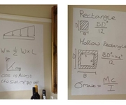Revising at home with Magic Whiteboard