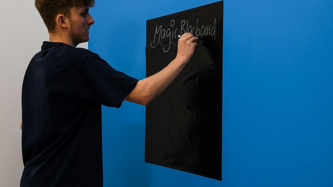 Flipcharts, Flipchart Papier, Magic Blackboard, Blackboard auf einer Rolle