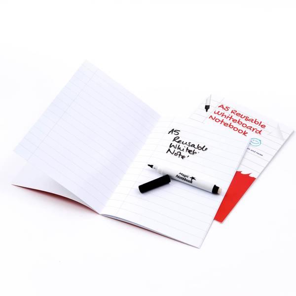 wiederverwendbare Notizbuch