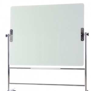 Bi-Office Glass Revolving Board 150x120cm