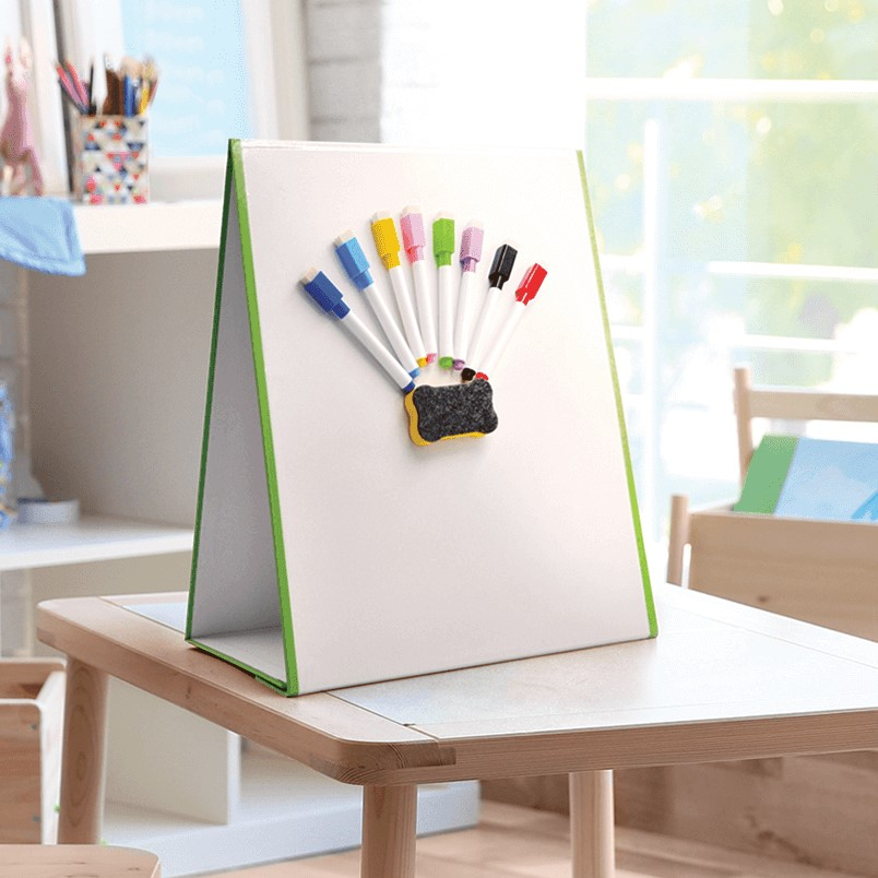 🧲 Keil-Whiteboards - trocken abwischen | Wedge Whiteboards