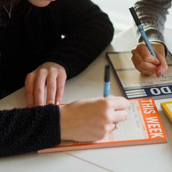 Knock Knock ® Schreibwaren Deutschland | Witziger Notizblock To Do | Notizblock To Do