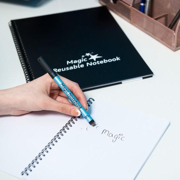 ♻️ Notizbuch 📓 Notizbücher | wiederverwendbare Notizbuch | Magic Notebook ™ Deutschland