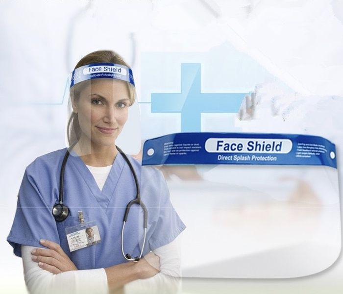 disposable face shields, face shields, buy face shields