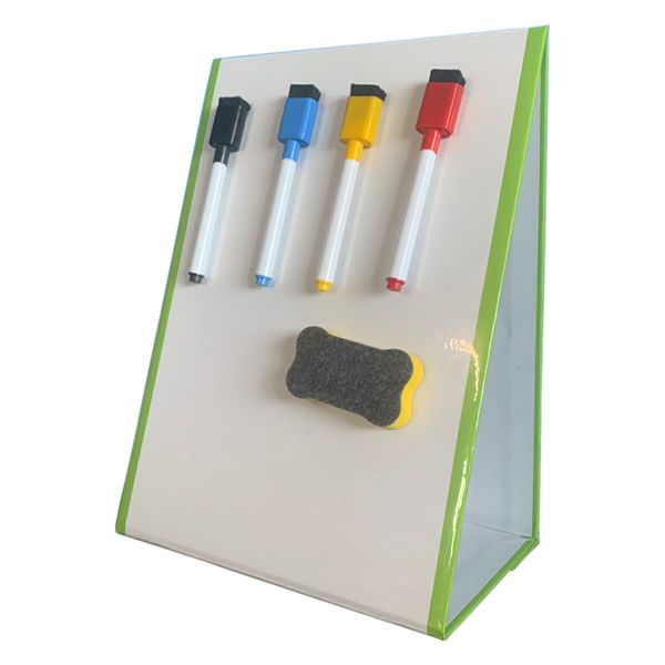 A4 tabletop whiteboard, A4 magnetic tabletop whiteboard