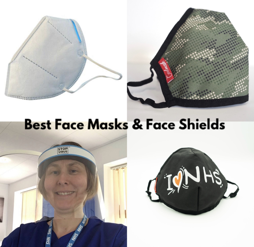 😷 Buy Face Masks & Face Shields Now. Next Day Delivery. In Stock - Stop Virus ™ Face Mask & Face Shields |