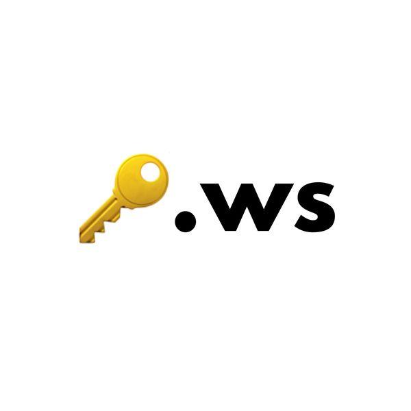 🔑.ws Single Emoji Domain